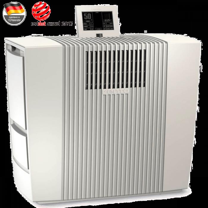 Очиститель-увлажнитель воздуха Venta LPH60 WiFi (белый) + мини-набор ароматических добавок в подарок!