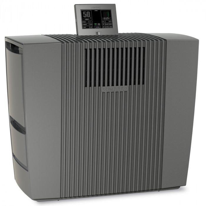 Очиститель-увлажнитель воздуха Venta LPH60 WiFi (черный) + мини-набор ароматических добавок в подарок!