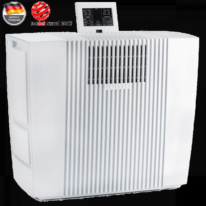 Очиститель-увлажнитель воздуха Venta LW62 WiFi (белый) + мини-набор ароматических добавок в подарок!