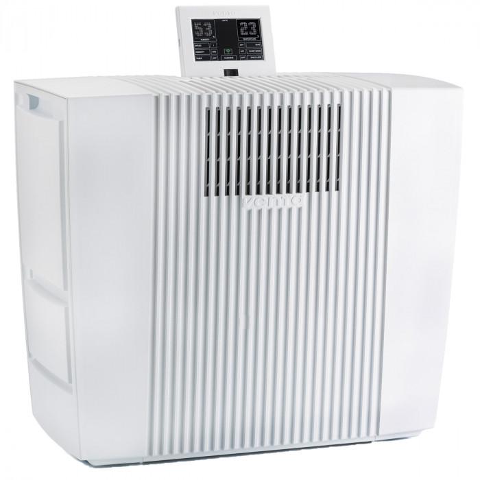 Очиститель-увлажнитель воздуха Venta LW60T Wi-Fi (белый) + мини-набор ароматических добавок в подарок!