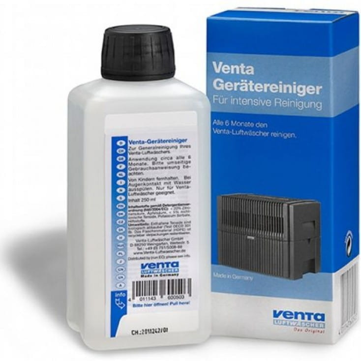 Мойка воздуха Venta LW45 (белая) + очиститель для мойки воздуха 250 мл в подарок!