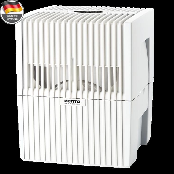 Мойка воздуха Venta LW25 (белая) + очиститель для мойки воздуха 250 мл в подарок!