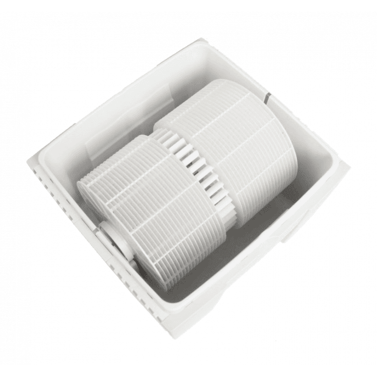 Мойка воздуха Venta LW15 (белая) + очиститель для мойки воздуха 250 мл в подарок!