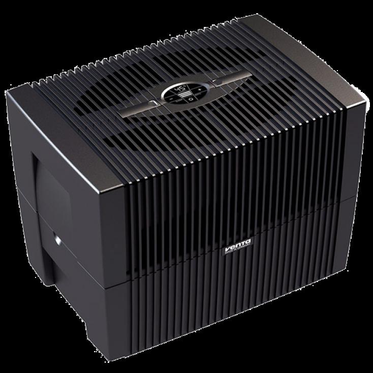 Мойка воздуха Venta LW45 Comfort Plus (черная) + очиститель для мойки воздуха 250 мл в подарок!